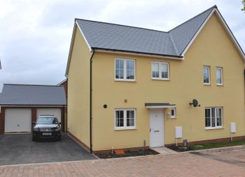 3 bed detached house to rent in Whitaker Close, Pinhoe, Exeter EX1