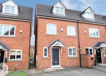 Thumbnail 4 bedroom detached house for sale in Lowerfield Gardens, Golborne, Warrington, Greater Manchester