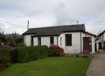 Thumbnail 1 bed cottage for sale in Rosebank Cottage, 13 Marine Place, Isle Of Bute, Rothesay