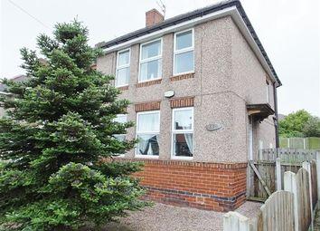 Thumbnail 3 bedroom terraced house for sale in Nodder Road, Woodthorpe, Sheffield