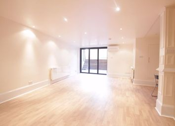 Thumbnail 3 bed flat to rent in Savernake Road, South End Green, London