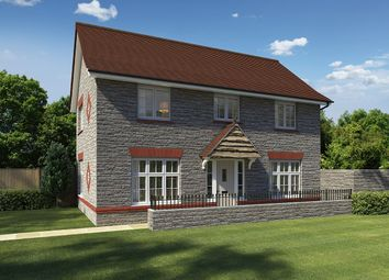 "3 bed detached house for sale in ""Amberley Stone"" at Ty-Draw Road CF23"