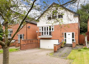 Thumbnail 3 bed detached house for sale in High Street, Norley, Frodsham