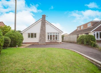 Thumbnail 4 bed detached bungalow for sale in Petherton Road, North Newton, Bridgwater