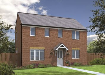 "Thumbnail 3 bed detached house for sale in ""The Clandon"" at John Street, Wombwell, Barnsley"
