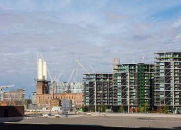 Thumbnail 3 bed flat to rent in Ponton Road, Nine Elms, Vauxhall