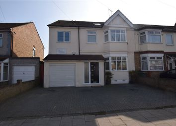 Thumbnail 5 bed semi-detached house for sale in Rush Green Road, Rush Green Road, Rush Green