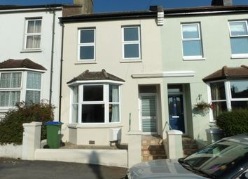 Thumbnail 3 bed terraced house to rent in Evelyn Avenue, Newhaven