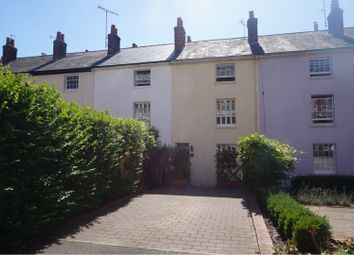 Thumbnail 4 bed terraced house for sale in Barrow Hill Terrace, Ashford
