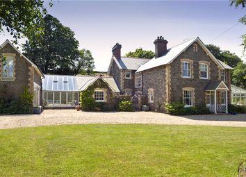 Thumbnail 5 bed detached house for sale in Oare, Lynton, Devon