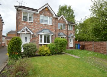 Thumbnail 3 bed semi-detached house for sale in Parr Lane, Unsworth, Bury