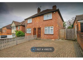 Thumbnail 4 bedroom semi-detached house to rent in Manor Road, Guildford