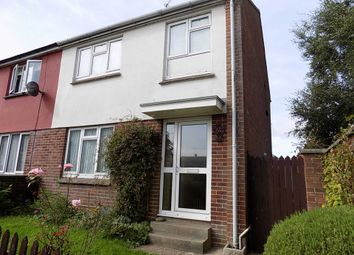Thumbnail 3 bed end terrace house to rent in Henson Park, Chard