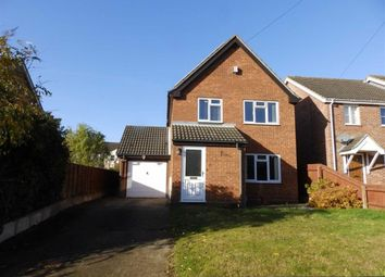 Thumbnail 3 bed detached house for sale in Harrow Close, Ipswich, Suffolk
