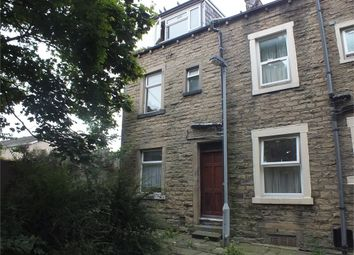 Thumbnail End terrace house for sale in 1 Grouse Street, Keighley, West Yorkshire
