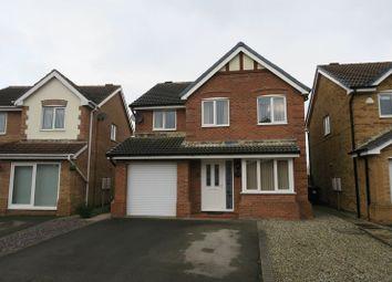 Thumbnail 4 bed detached house for sale in Sandringham Close, Morley, Leeds