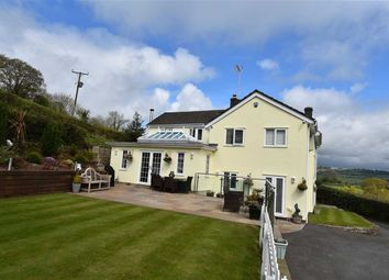 Thumbnail 4 bed detached house for sale in Yew Tree Cottage, Usk Road, Chepstow