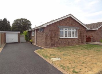 Thumbnail 2 bed detached bungalow for sale in Glebe Close, Quarrington, Sleaford
