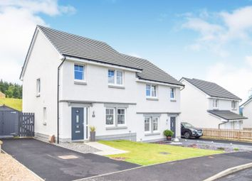 Thumbnail 3 bed semi-detached house for sale in Lily Bank, Inverness