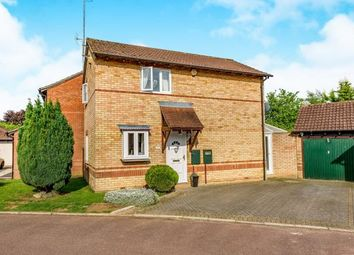 Thumbnail 3 bed detached house for sale in Spiers Drive, Brackley, Northamptonshire