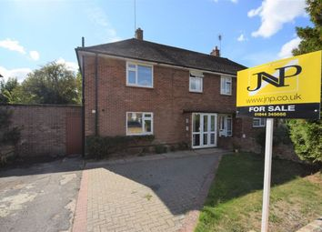 Thumbnail 3 bed semi-detached house for sale in Highfield Road, Princes Risborough