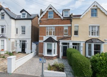 Thumbnail 2 bed flat for sale in Parkwood Road, Wimbledon, London