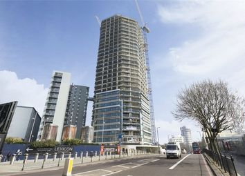 Thumbnail 1 bed flat to rent in Canaletto, 257 City Road, London