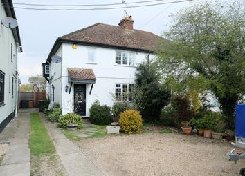 Thumbnail 3 bed semi-detached house for sale in White Elm Road, Bicknacre