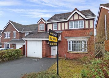 Thumbnail 4 bedroom detached house for sale in Chillington Way, Norton Heights, Stoke-On-Trent