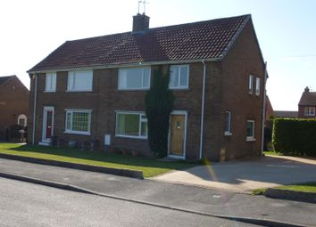 3 bed semi-detached house for sale in Lindsey Road, Harworth, Doncaster DN11