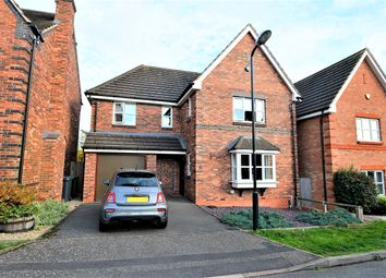 Thumbnail 5 bed detached house for sale in Rowe Close, Hillmorton, Rugby
