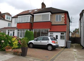 Thumbnail 3 bedroom semi-detached house for sale in Second Avenue, Wembley, London