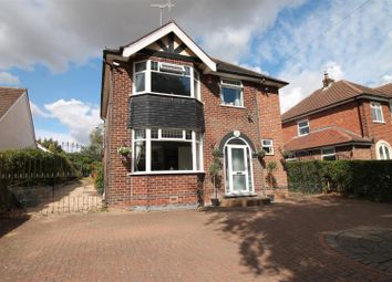 Thumbnail 3 bed detached house for sale in Mansfield Road, Papplewick, Nottingham