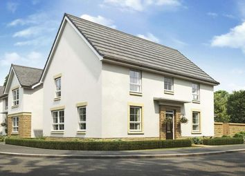 "Thumbnail 4 bed detached house for sale in ""Brora"" at Barochan Road, Houston, Johnstone"
