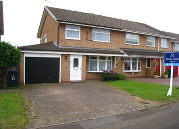 3 bed semi-detached house for sale in Lumsden Close, Walsgrave, Coventry CV2