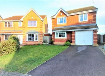 Thumbnail 3 bed detached house for sale in Pigeon Bridge Way, Aston, Sheffield