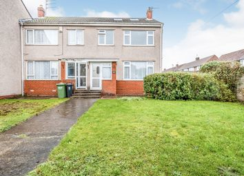 Thumbnail 3 bed end terrace house for sale in West View, Mangotsfield, Bristol