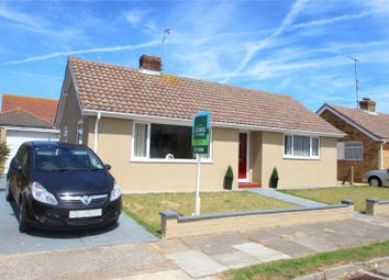Thumbnail 2 bedroom detached bungalow for sale in Ingleside Crescent, Lancing, West Sussex