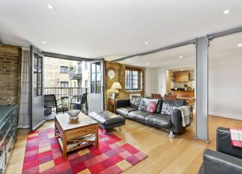 Thumbnail 2 bed flat for sale in Tempus Wharf, 29 Bermondsey Wall West, London