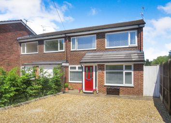 Thumbnail 3 bed town house for sale in Frankby Road, West Kirby, Wirral