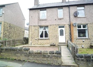 Thumbnail 3 bed end terrace house for sale in Main Avenue, Cowlersley, Huddersfield