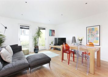 Thumbnail 2 bed flat for sale in Denning Mews, Temperley Road, Nightingale Triangle, London