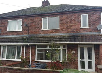 Thumbnail 3 bed property to rent in Oakdale Avenue, Stanground, Peterborough