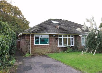 2 bed bungalow for sale in Wainsford Road, Pennington, Lymington SO41