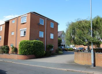 Thumbnail 1 bed flat to rent in Twyford Court Arthur Street, Barwell, Leicester