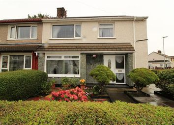 Thumbnail 4 bedroom semi-detached house for sale in Lapford Walk, Kirkby, Liverpool
