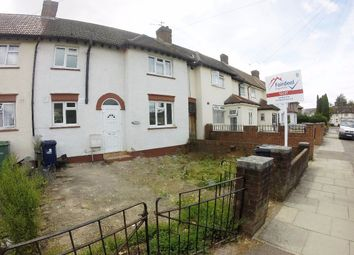 Thumbnail 3 bed semi-detached house to rent in Manaton Crescent, Southall