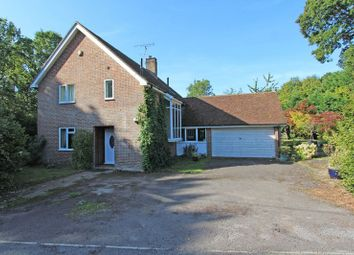 Thumbnail 4 bed detached house for sale in Vicarage Lane, Copythorne, Southampton