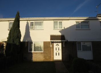 Thumbnail 3 bed terraced house for sale in Kirstead, King's Lynn