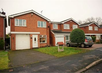 Thumbnail 3 bed detached house for sale in Pipers Green, Birmingham